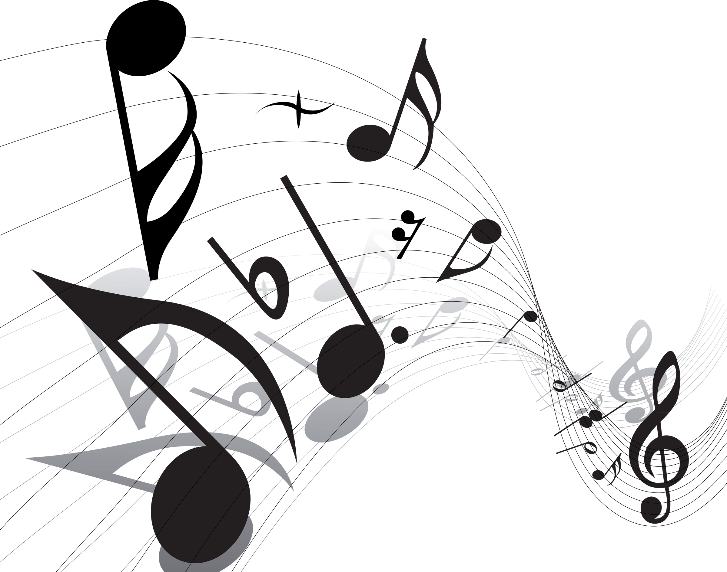 Music vector png clipart best for Png home designs