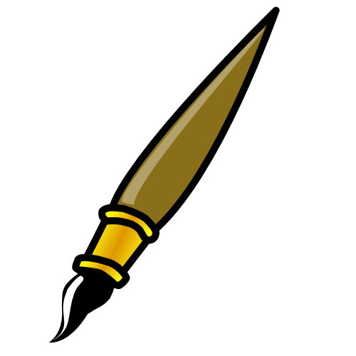 Paint Brush Clip Art Free - ClipArt Best
