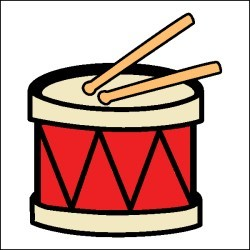 Snare Drum T-Shirt 152657 - ClipArt Best - ClipArt Best