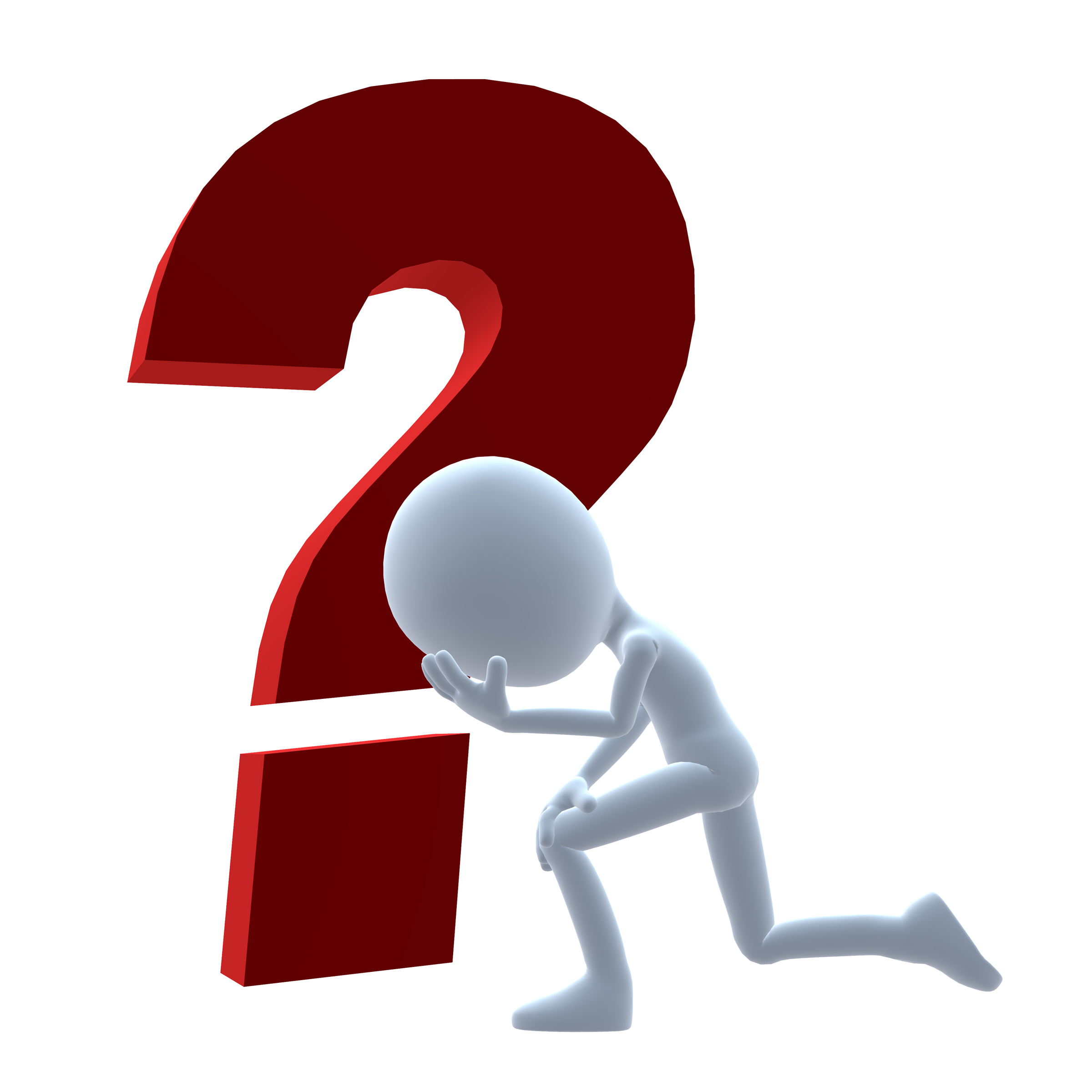clipart question guy - photo #23