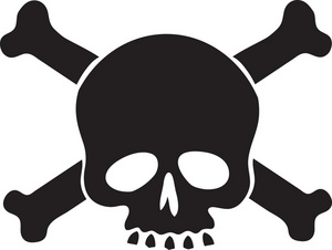Skull And Bones Clipart - ClipArt Best