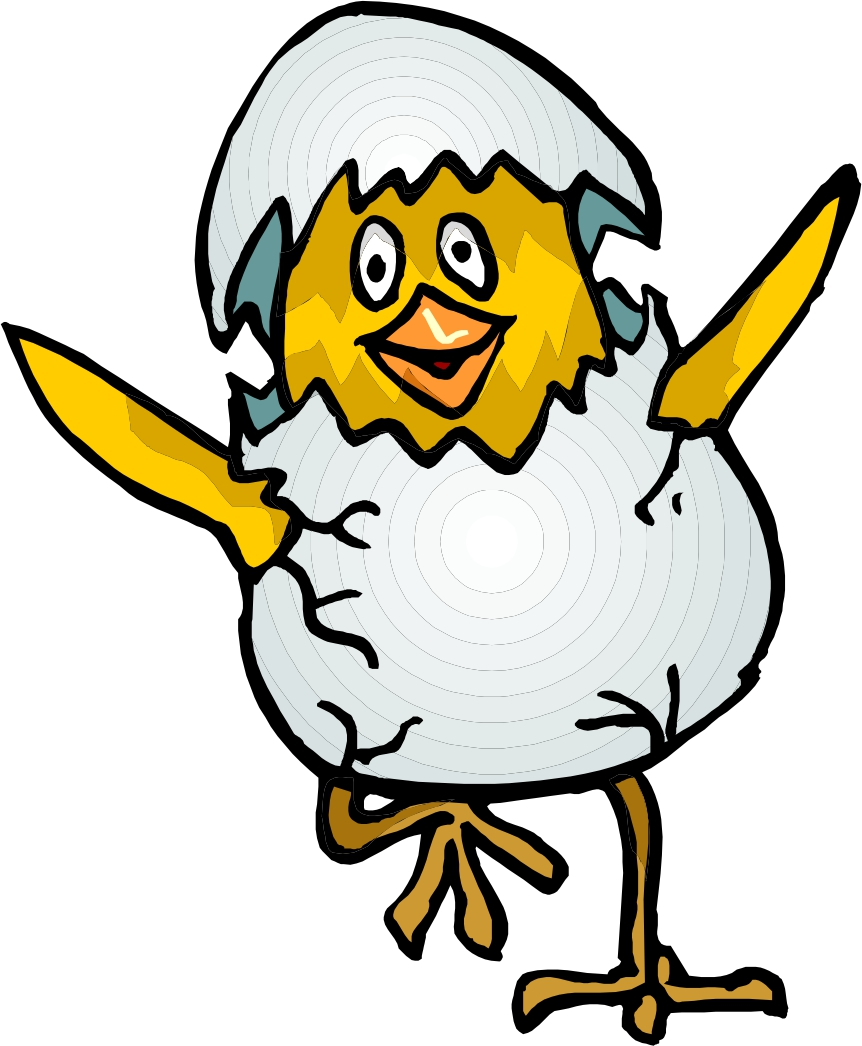 clipart chicken and egg - photo #23