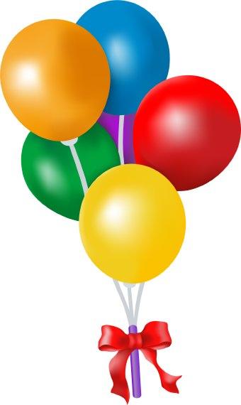 Balloon Clipart - Tumundografico