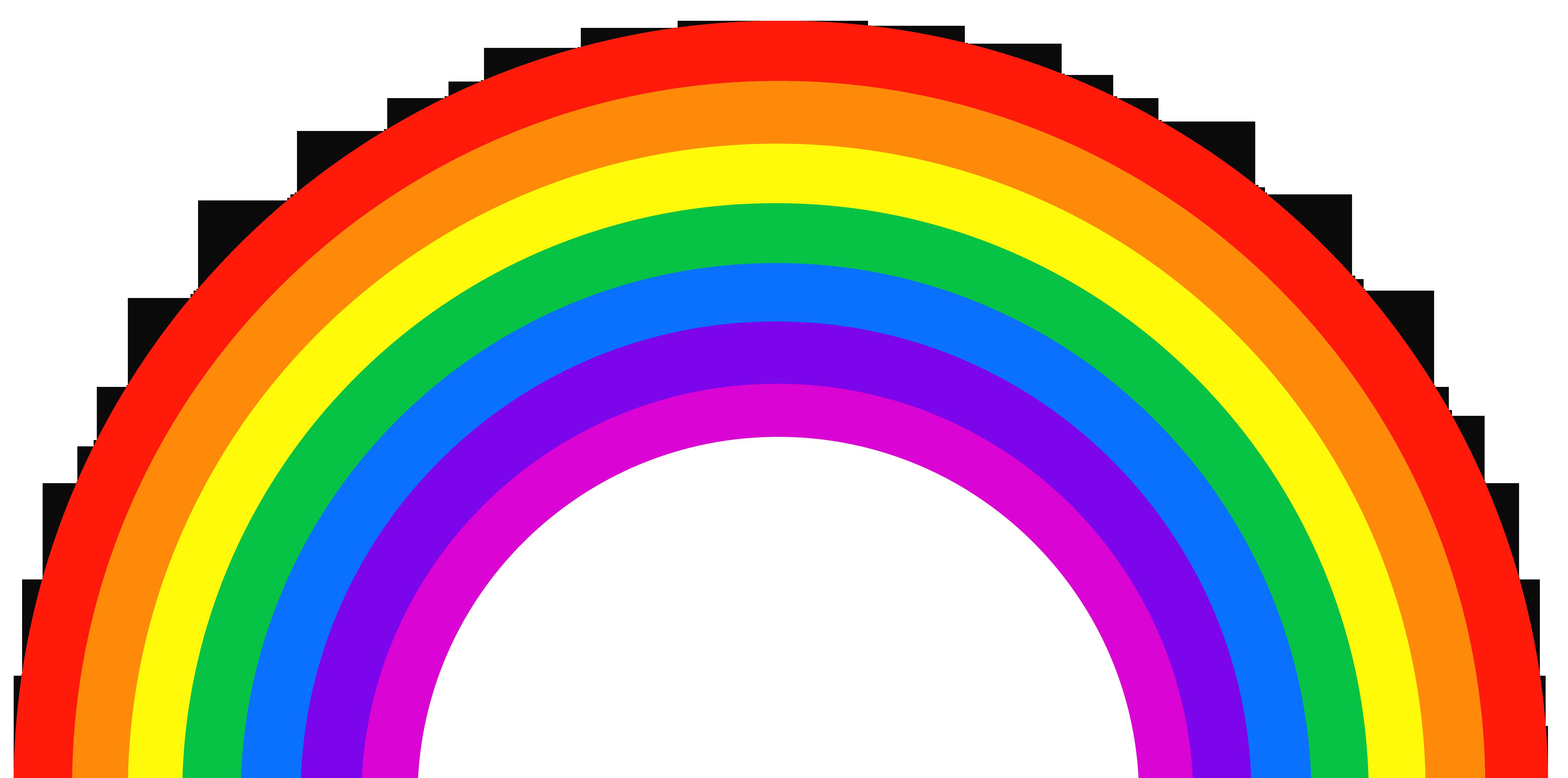 rainbow png   clipart best