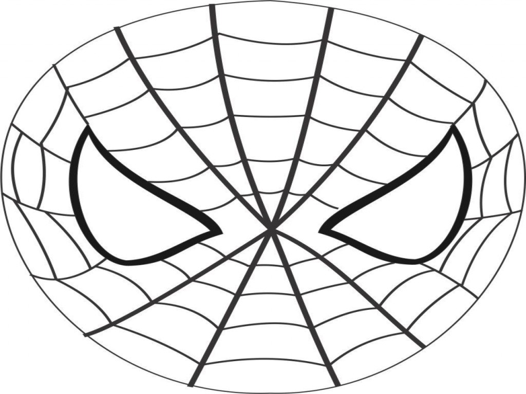Mask Templates For Adults. spiderman mask printable coloring page ...