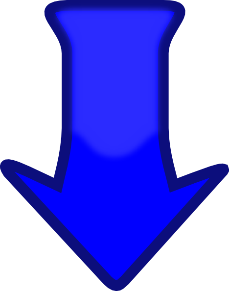 Free Clipart Arrow Pointing Down