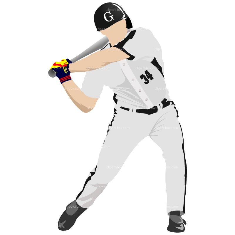 Cartoon Baseball Player Clipart | Free Download Clip Art | Free ...