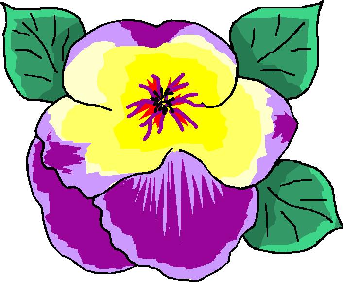 clip art flowers microsoft - photo #42