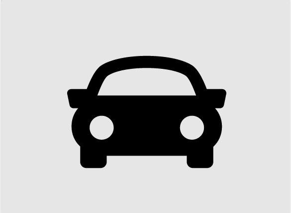 Accessories automobile car fan service icon