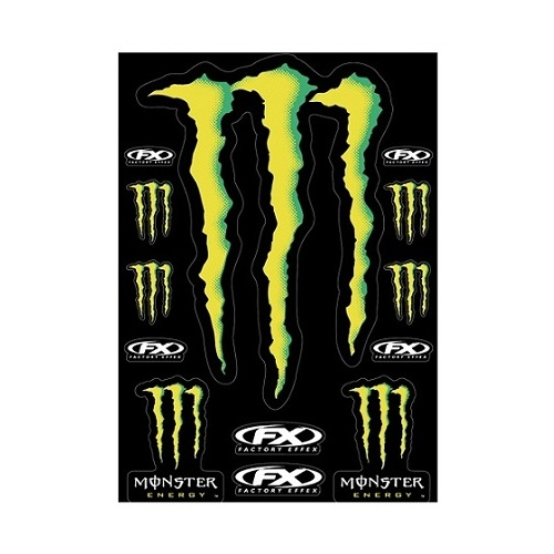 Factory Effex monster energy apparel, hoody, t shirts, hats, stickers