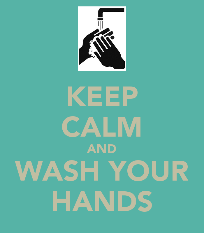 KEEP CALM AND WASH YOUR HANDS - KEEP CALM AND CARRY ON Image ...