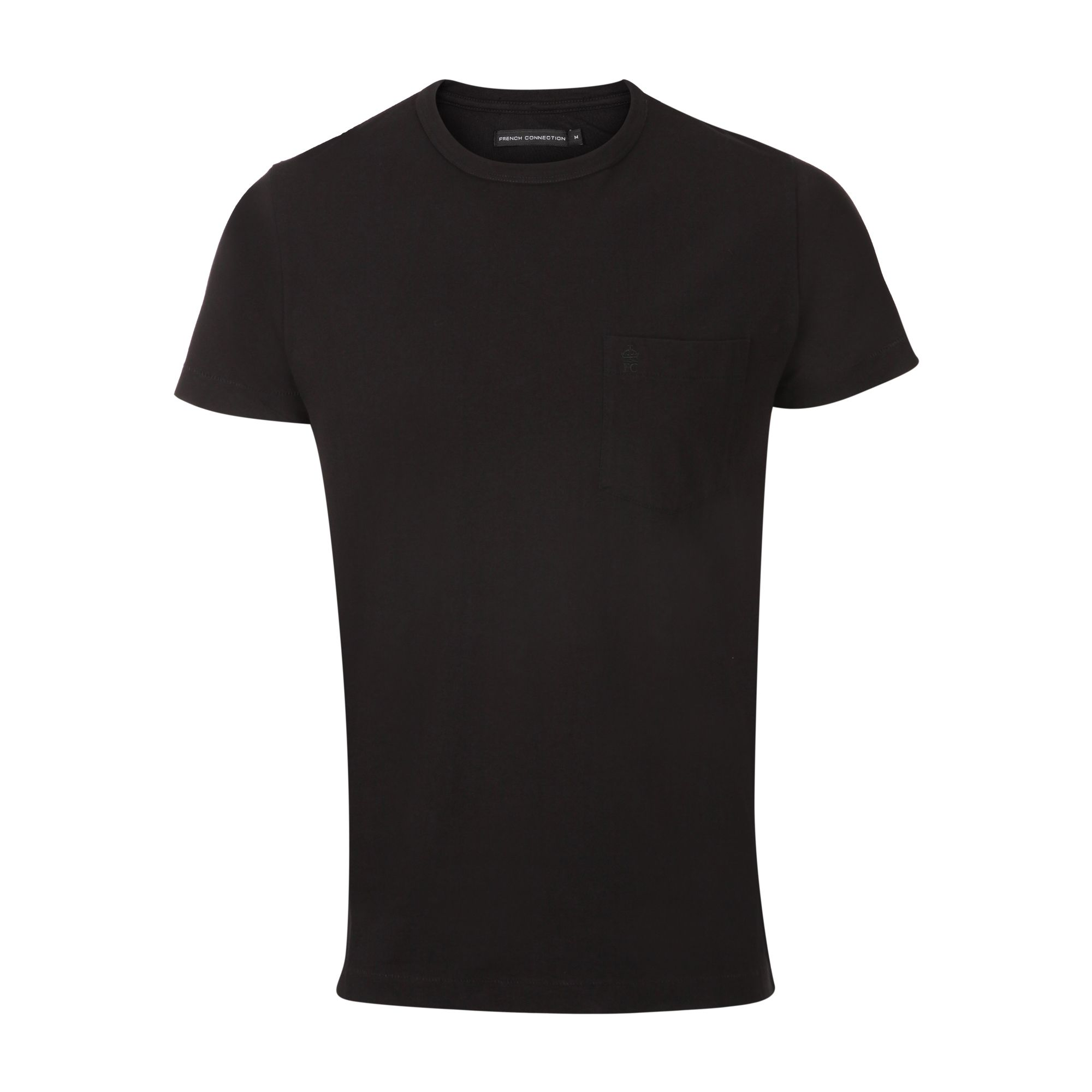 Plain black t shirt clip art male models picture for Plain t shirt model