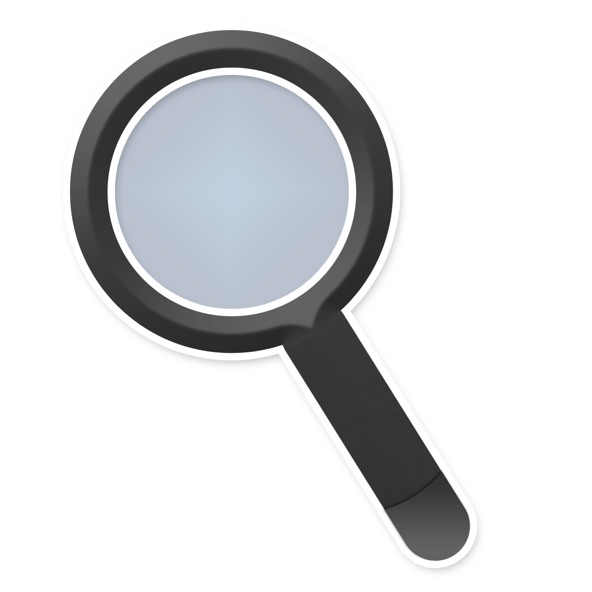 FREE Magnifying Glass Icon PNG | Tidy Blog