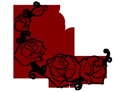 Rose Vines Drawings Rose Vine