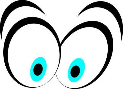 Cartoon Eyeballs Clipart - ClipArt Best