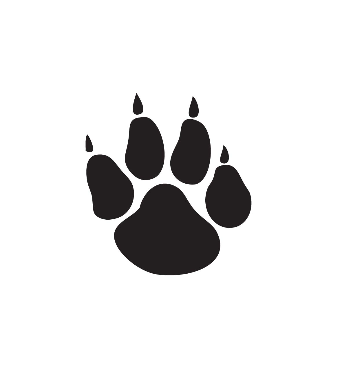 30 cat paw prints . Free cliparts that you can download to you ...