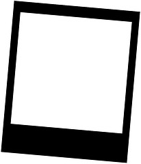 PicMonkey White Polaroid Frame On Black Template | Flickr - Photo ...: www.clipartbest.com/free-filmstrip-template