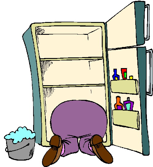 free clipart kitchen cleaning - photo #5