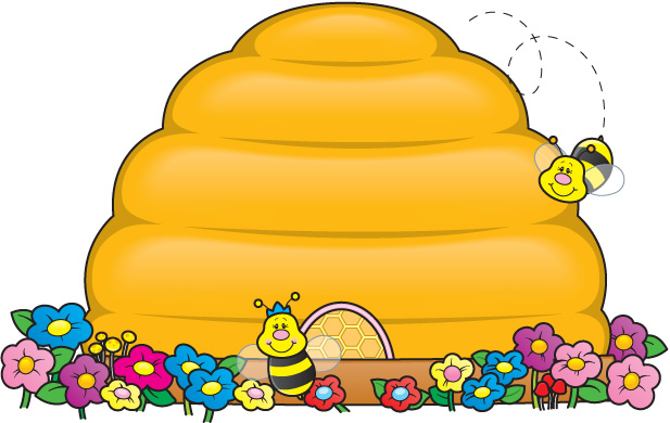 Beehive picture clipart best