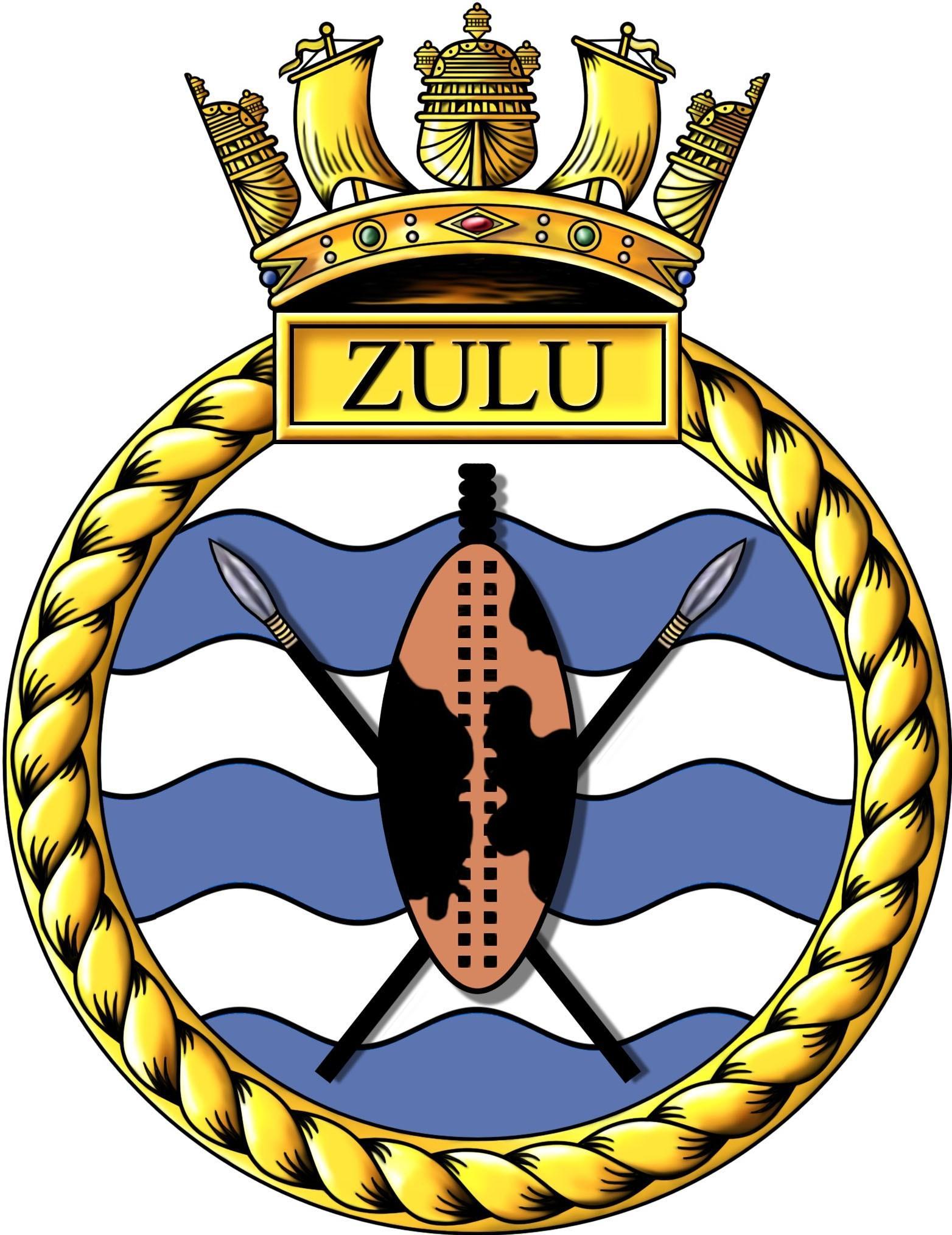 Zulu Shield - ClipArt Best Zulu Shield Drawing