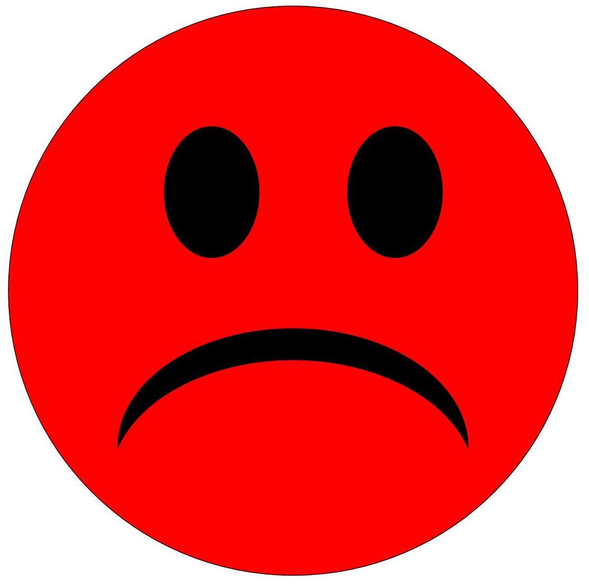 Www Sad Face Images Clipart Best