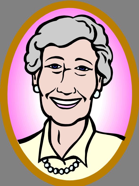 Old Woman Clip Art - ClipArt Best - ClipArt Best
