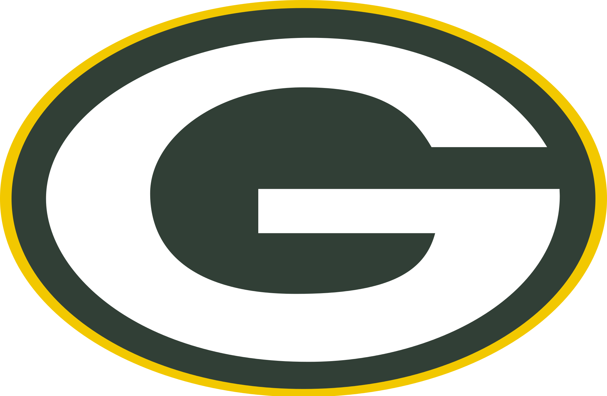 Green Bay Packers Symbol - ClipArt Best