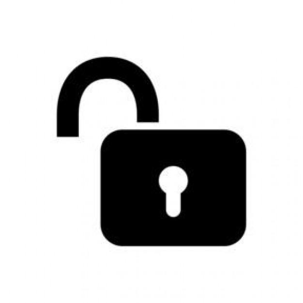 Padlock Symbol Vector - ClipArt Best