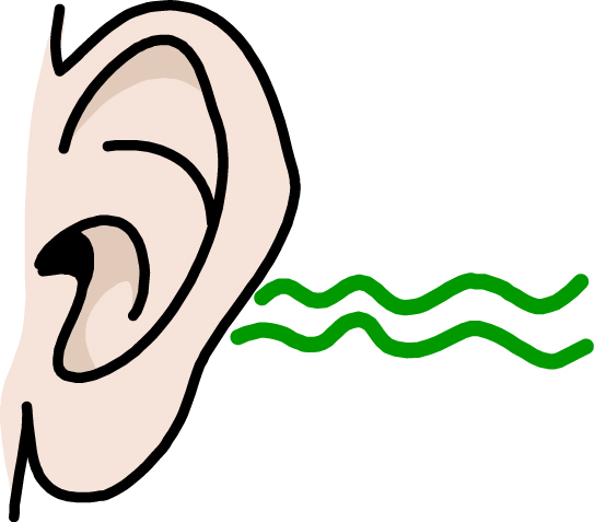 Ear Sound Clipart - ClipArt Best