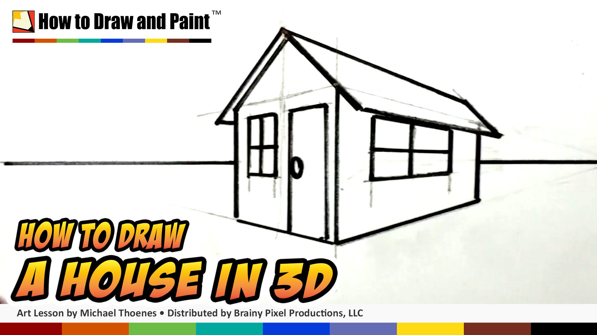 Simple House Drawing For Kids Clipart Best