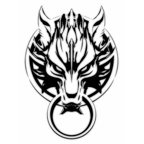 File Wolf Head Tattoo Designs B O Tattoodonkey Com