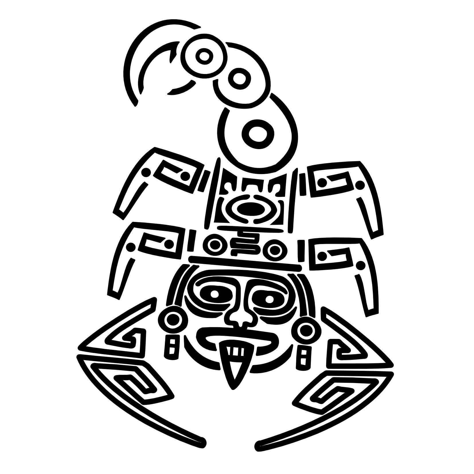 Aztec Motifs - ClipArt Best