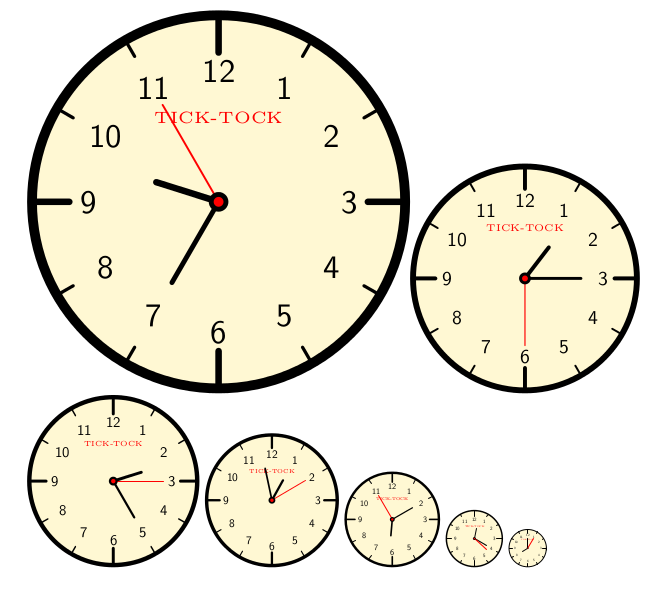 Clock Face No Hands - ClipArt Best