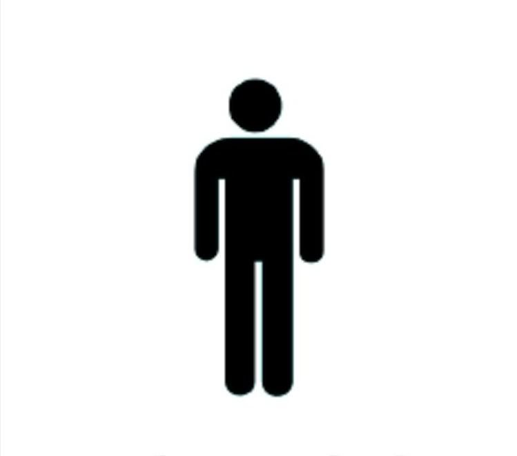 Mens Bathroom Icon - ClipArt Best