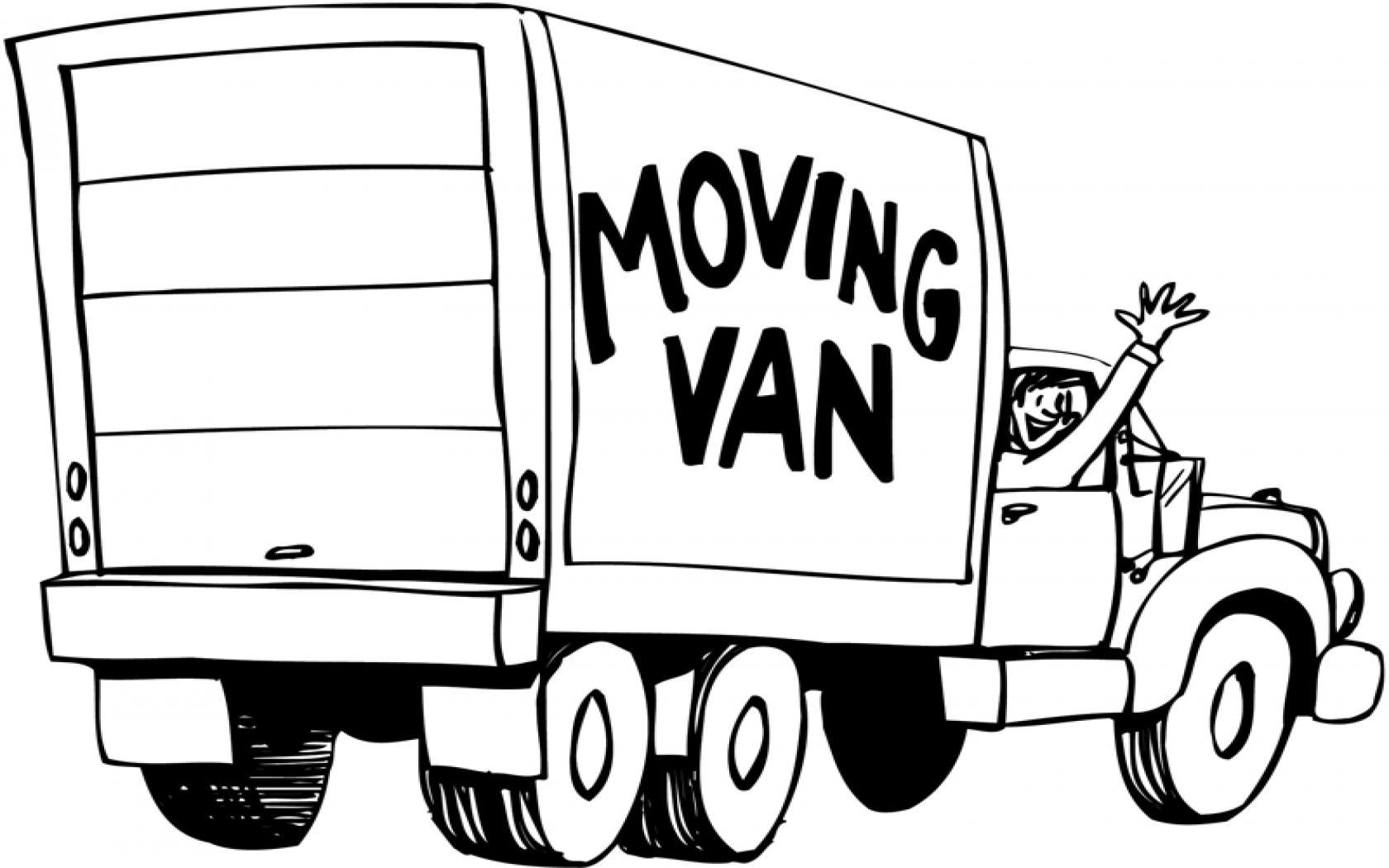 Moving Van - ClipArt Best