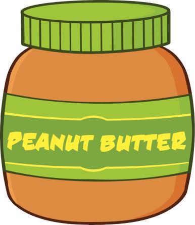 Peanut Butter Jar Clip Art - ClipArt Best