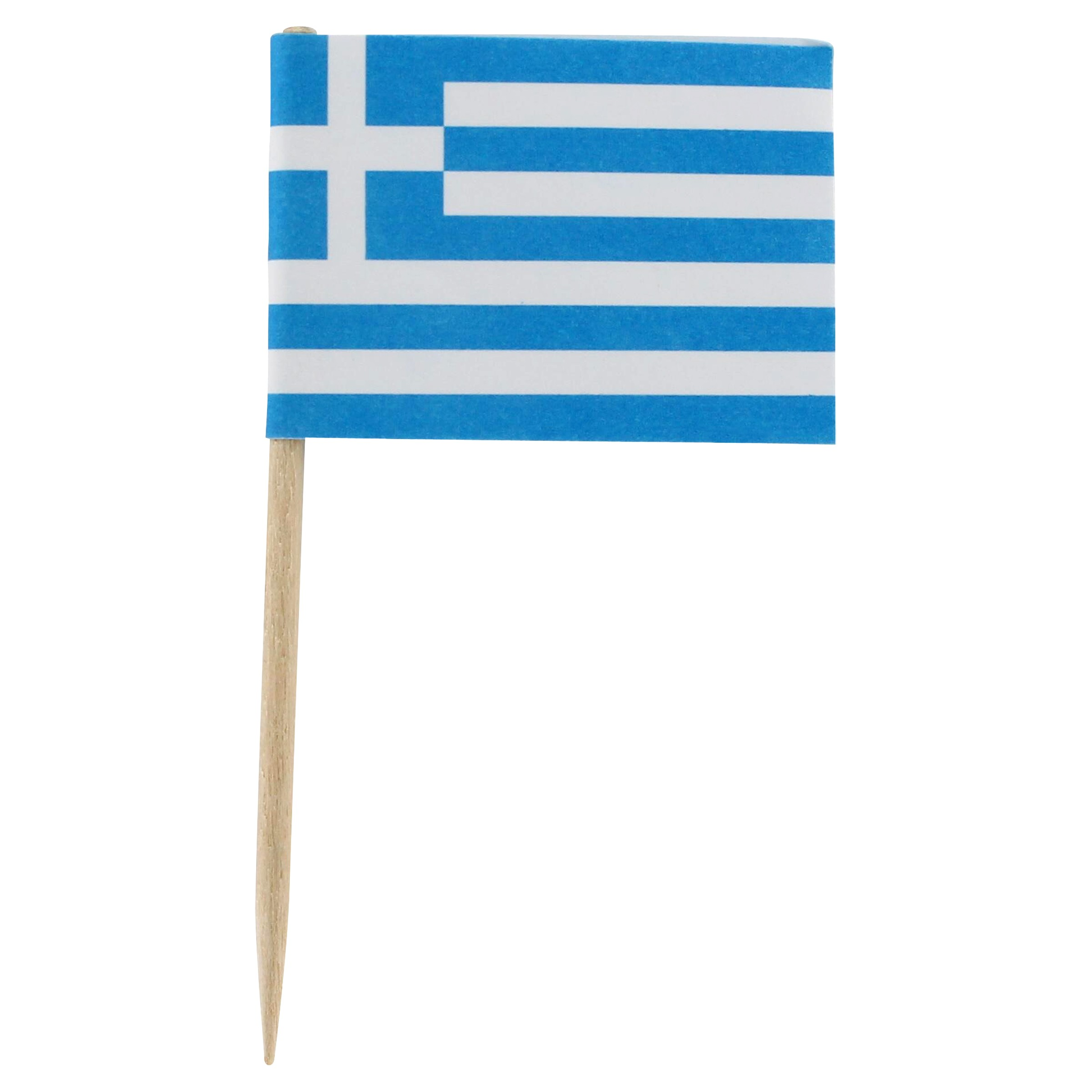 Greece Flag Toothpicks   Package of 15   ClipArt Best   ClipArt Best