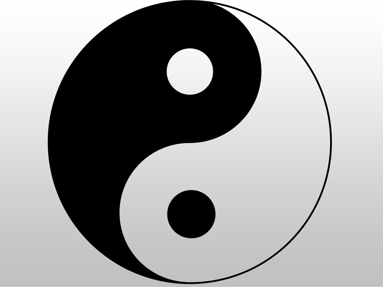 Yin yang design clipart best for Architecture yin yang