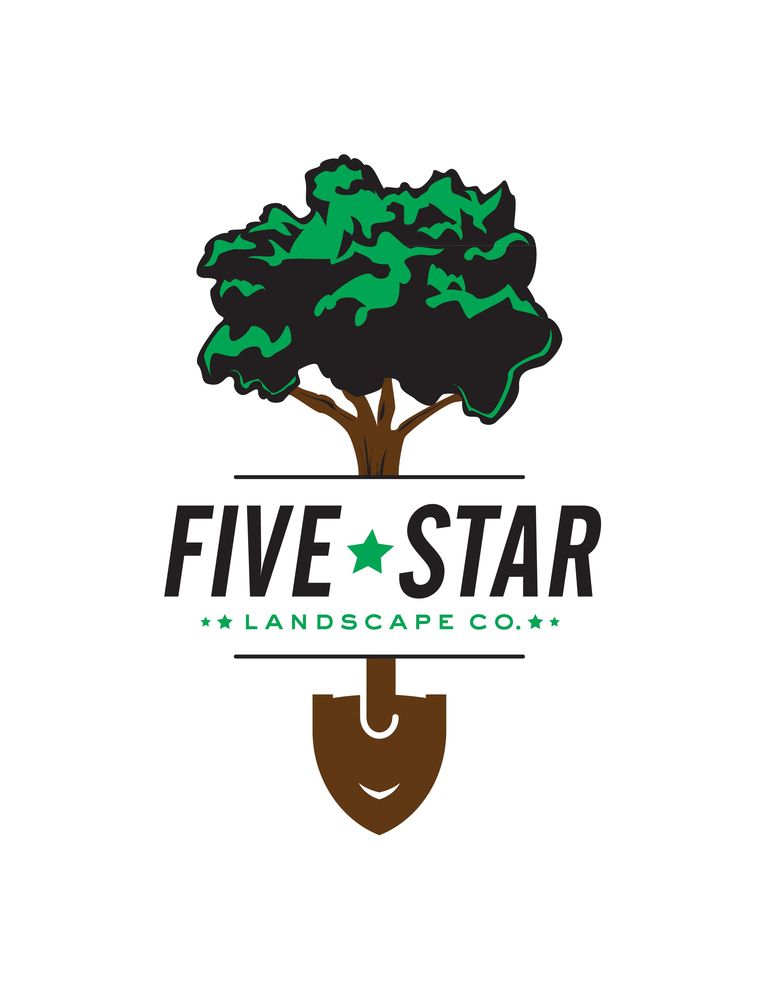 Free landscape logos clipart best for Landscape design logo