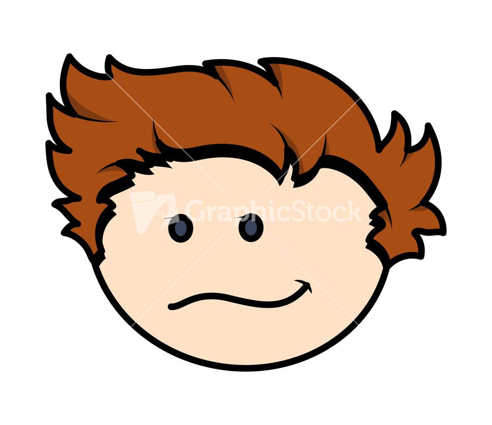 Cartoon Boy Face Clipart Best