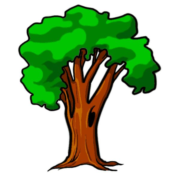 شجرة كرتوني Findo