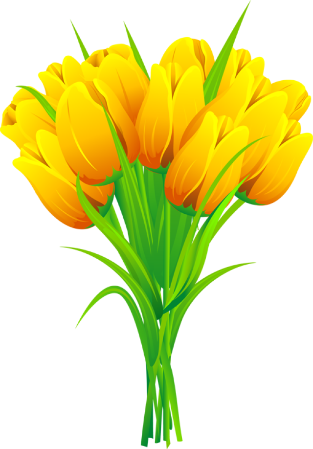 free spring flower bouquet clipart - photo #19