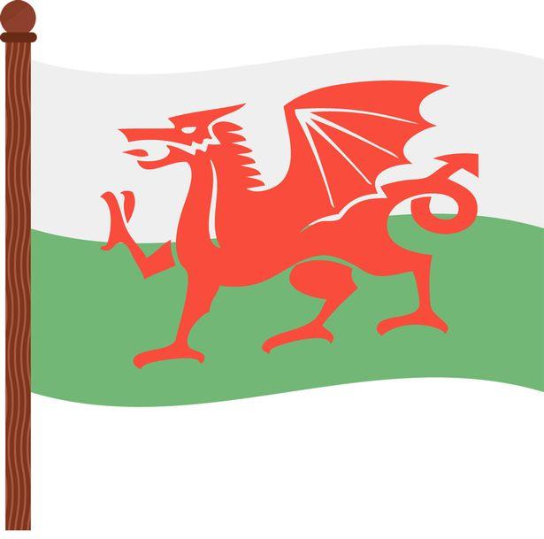 clipart welsh flag - photo #31