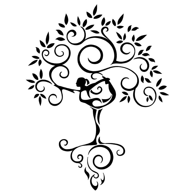 Yoga Art Tree | Gallery