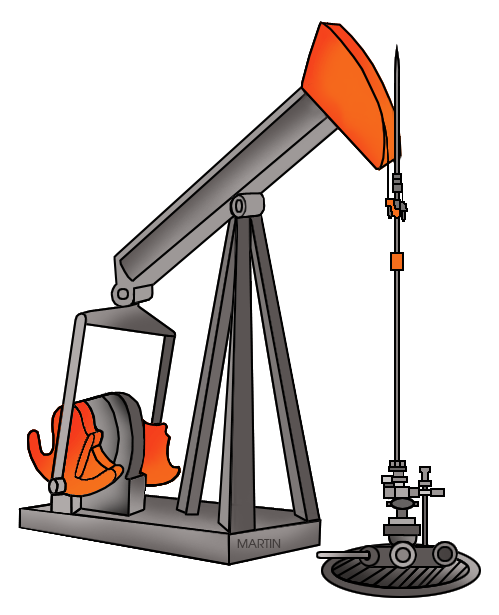 Oil Rig Clip Art - ClipArt Best