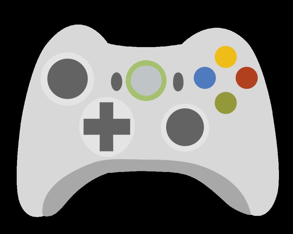 Game Controller Silhouette - ClipArt BestXbox Controller Silhouette Image