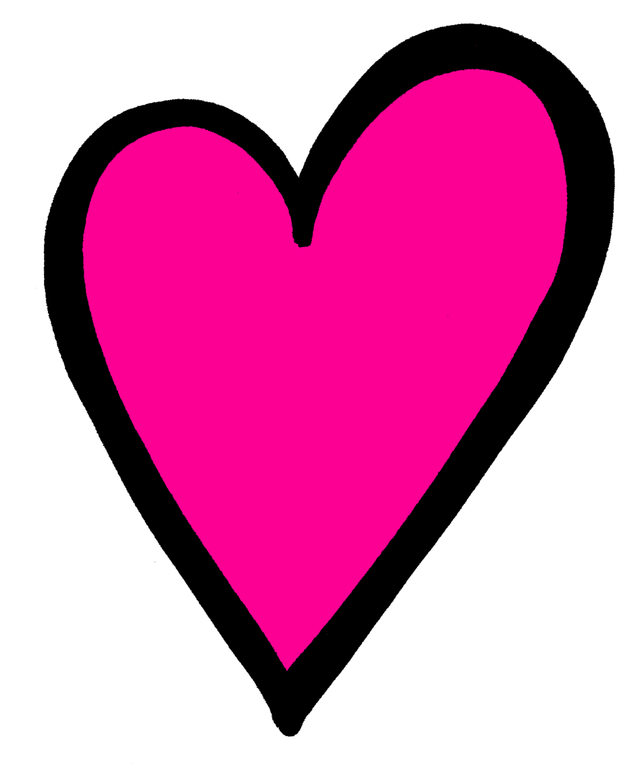 Pink Heart Png - ClipArt Best