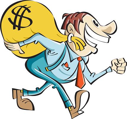 Show Me The Money Cartoon Images - ClipArt Best
