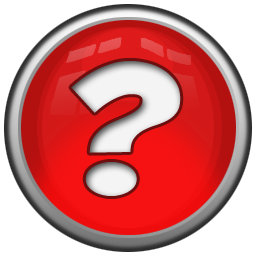 Question mark Icon | Red Orb Alphabet Iconset | Icon Archive