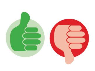 Thumbs Up Thumbs Down Clipart ... Thumbs Up Logo - ClipArt Best; Thumbs Up Thumbs Down Clipart